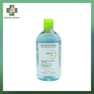 Nước tẩy trang BIODERMA Sébium H2O