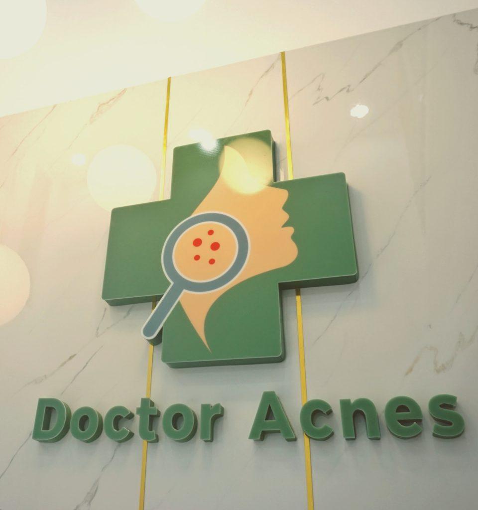 Logo phòng khám Doctor Acnes
