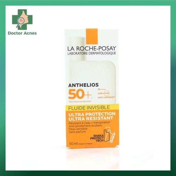 Kem chống nắng LA ROCHE-POSAY dạng sữa không nhờn rít SPF50+