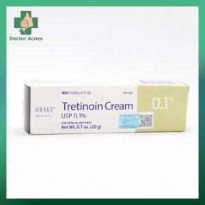 Kem trị mụn nám thâm OBAGI Tretinoin 01 1