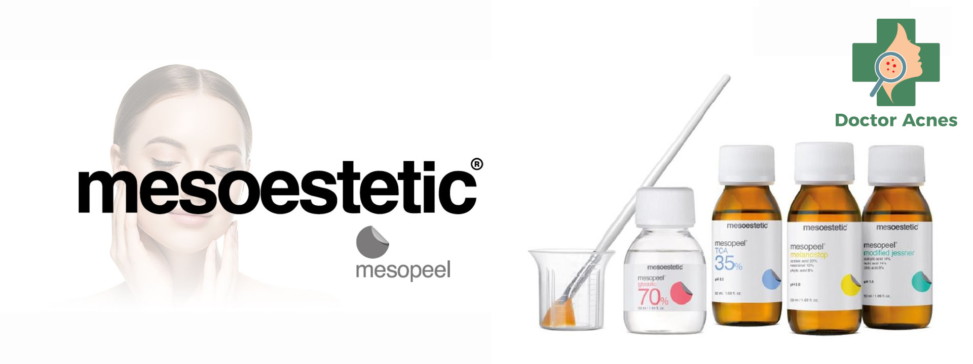 Peel da mesoestetic