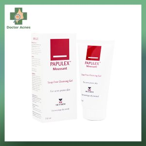 Papulex Moussant Soap Free Cleansing Gel
