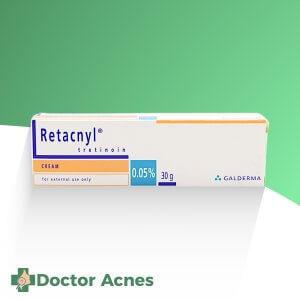 Kem trị mụn Retacnyl 0.05%