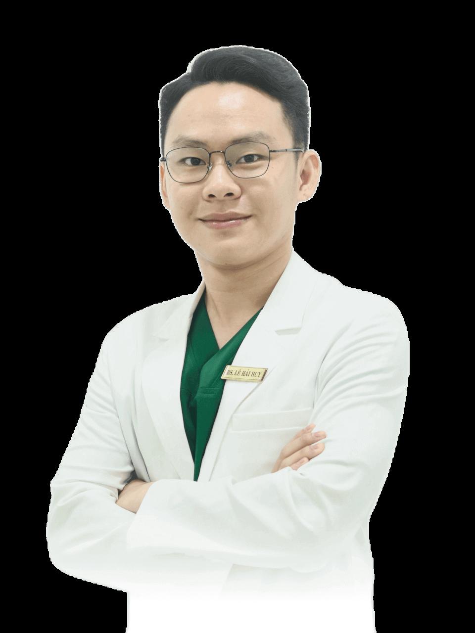 bác sĩ Huy Doctor Acnes m