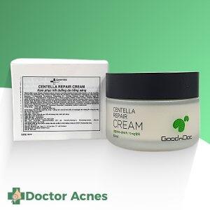 Kem Dưỡng Phục Hồi Da GoodnDoc Centella Repair Cream 50ml (2)