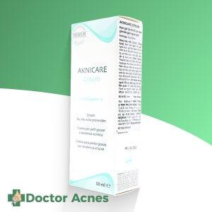 Kem hỗ trợ trị mụn dưỡng ẩm Aknicare Cream (50ml)