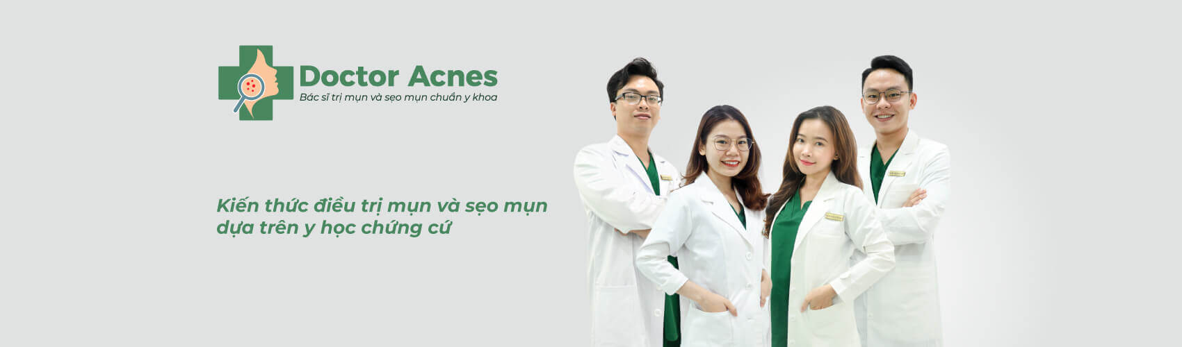 Kiến thức trị mụn và sẹo mụn chuẩn y khoa