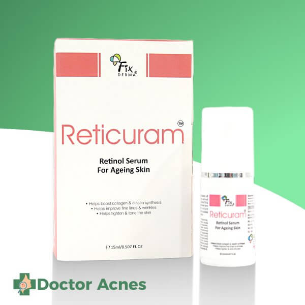 Serum Retinol chống lão hóa Reticuram FIXDERMA
