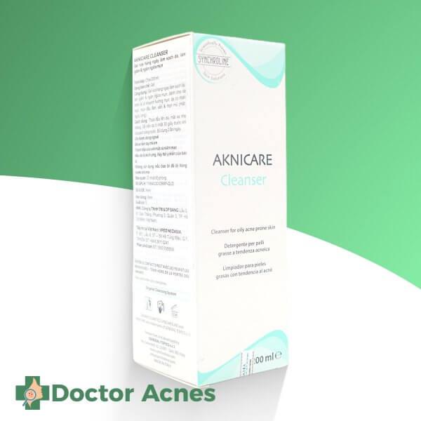 Sữa rửa mặt cho da nhờn dầu mụn AKINICARE Cleanser