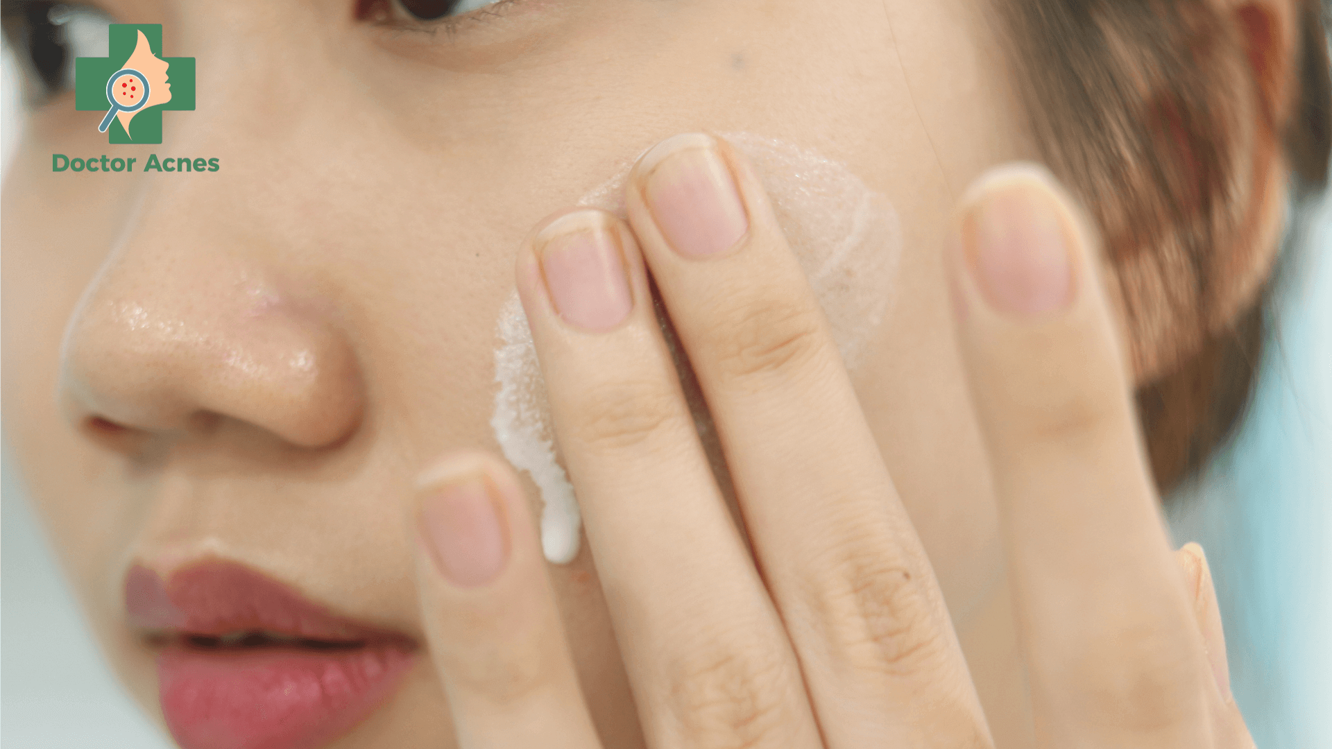 Thoa kem chống nắng - Doctor Acnes