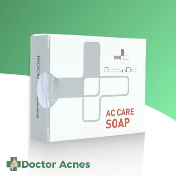 Xà phòng trị mụn cơ thể AC Care Soap