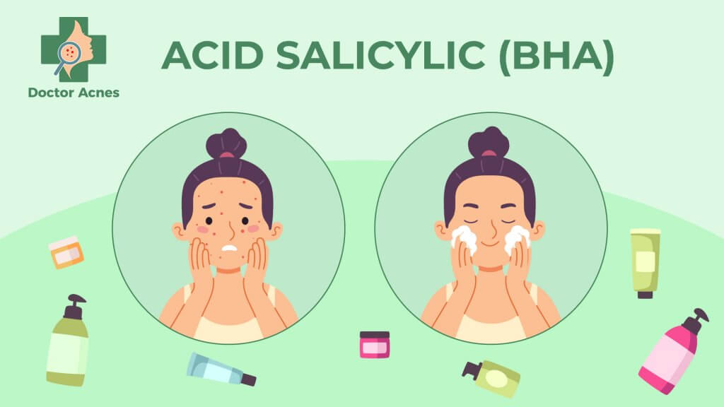 BHA banner - Doctor Acnes