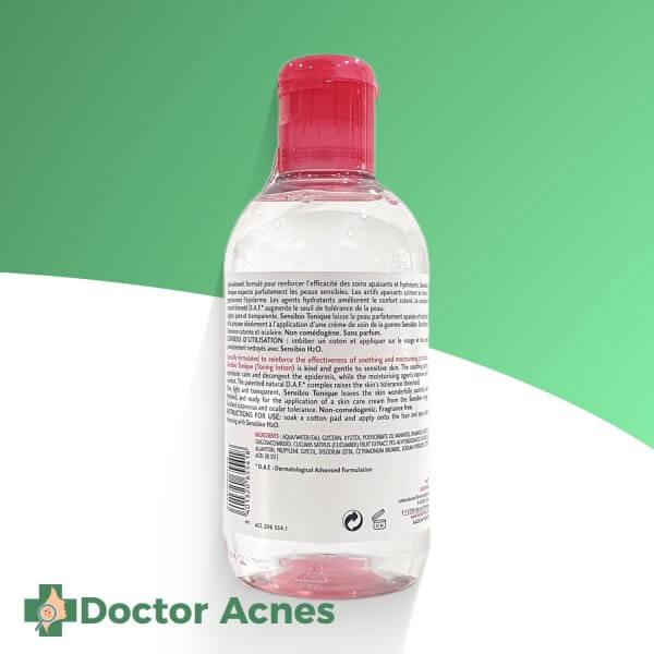Dung dịch cân bằng dưỡng ẩm BIODERMA Sensibio Tonique 250ml (2)