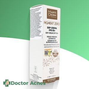 Kem Chống Nắng Kết Hợp Sáng Da - MartiDerm Pigment Zero DSP SPF50+ Cream 40ml