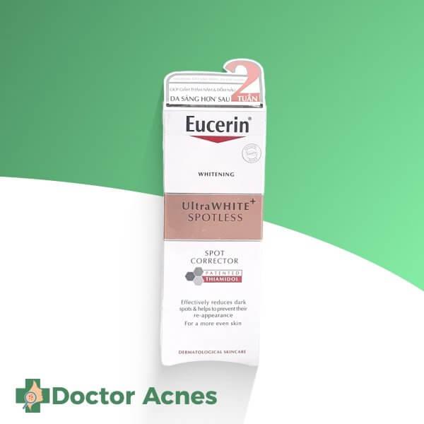 Bút đặc trị đốm nâu và thâm nám Eucerin Ultrawhite Spotless Spot Corrector 5ml
